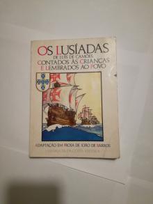 Os Lusíadas de Luis de Camões, contados às crianças e lembrados ao povo - Adaptação em prosa de J...