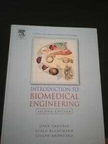 Introduction to Biomedical Engineering 2nd Edition - John D. Enderle, Joseph D...