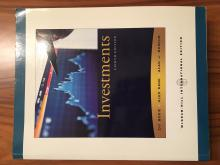 Investments, 8th edition - Zvi Bodie, Alex Kane, Ala...