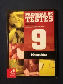 Preparar os Testes - Matemática 9 - Ana Paula Lima Gandra e i...