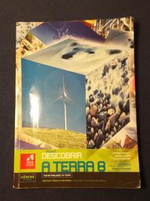 Novo Descobrir a Terra 8 - Cristina Antunes, Manuela...