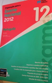 Preparação para o Exame Nacional 12ºAno - Português - Vasco Moreir