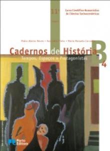 Caderno de História B - Ana Lídi