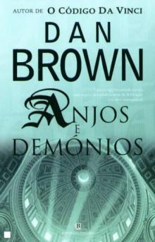 Anjos e Demónios 123 - Dan Brown