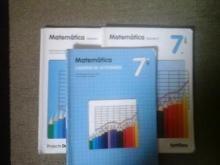 Matemática 7º Ano - Manuel Marques e Paula Fe