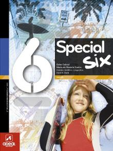 Special Six- Workbook e Student Book e Extensive Reading - Ester Cabral e
