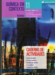 Química em contexto - Química A - Caderno de actividades - Teresa Sobrinho Simões