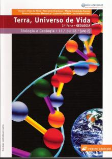 Terra, Universo de Vida - 2.ª parte Geologia - ano 2 - Amparo Dias da Silva