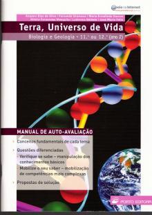 Terra, Universo de vida - Biologia e Geologia - Manual de auto-avaliação - ano 2 - Amparo Dias da Silva