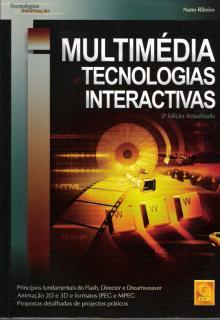 Multimédia e Tecnologias Interactivas - Nuno Ribeiro
