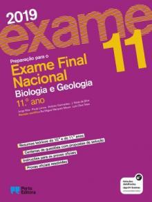 Exame Final Nacional Biologia e Geologia 2019 - Jorge Reis