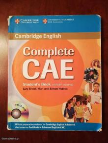 Cambridge Complete CAE - Guy Brook-Hart & Simon Ha...