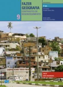 Fazer Geografia 9 - Ana Gomes