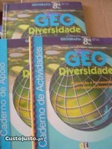Geo Diversidade 8 - Elisa Amado, José Baptis...