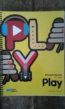 Play - Educacao Musical - 6 Ano - Jonas Araujo e Tito Santo...