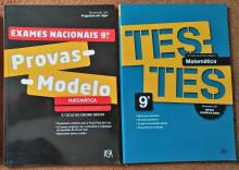 MATEMÁTICA TESTES+PROVAS MODELO - Daniela Azevedo