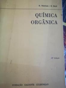 Química orgânica - R. Morrison R. Boyd