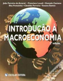 Introdução à Macroeconomia - João Ferreira do Amaral
