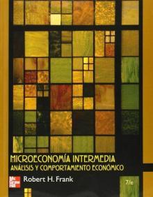 Microeconomía Intermedia - Robert H. Frank