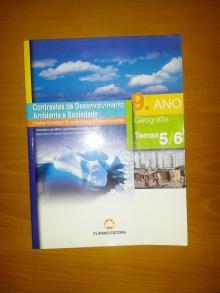 Contraste de Desenvolvimento Ambiente e Sociedade - Cristina Domingos | J