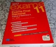 Preparação para Exame Final Nacional de Físico e Química A - Maria Arieiro