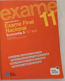 Preparação para o exame nacional Economia A 11º Ano - Rita Pereira Gomes