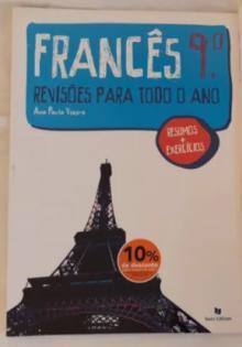 Revisões para todo o ano - Francês - Ana Paula Vieira