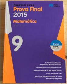 Prova Final 2015 - Matemática - Maria Augusta Ferreira Ne...