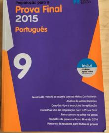 Prova Final 2015 - Português - ?