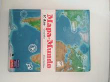 Mapa mundo 8