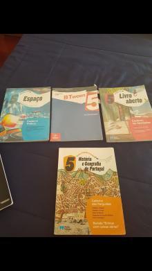 Cadernos actividades 5ano - Fátima Costa