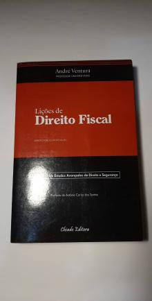 Lições de Direito Fiscal - André Ventura