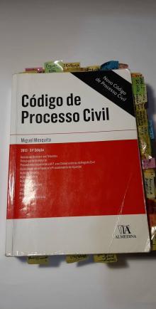 Código de Processo Civil - Miguel Mesquita
