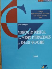 Adopção em Portugal das Normas Internacionais de Relato Financeiro - João Rodrigues