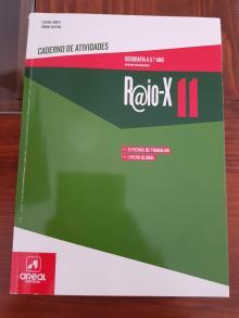 Caderno de atividades R@aio-X 11 - Geografia A 11º ano - Claudia Lobato e Simone O...