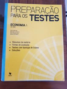 Preparar para os testes - Economia A 10º ano - Maria Pais, Maria Oliveir...