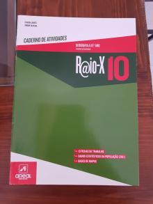 Caderno de Atividades R@aio-X 10 - Claudia Lobato e Simone O...