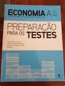 Preparação para os testes - Economia A 11º ano - Maria Pais, Maria Oliveir...