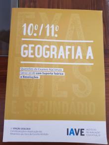 10º/11º Geografia IAVE - IAVE