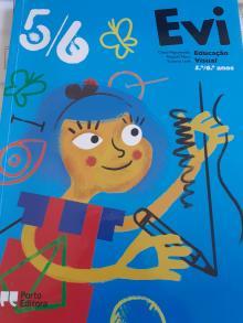 Manual de Educação Visual Evi 5/6 - César Figueiredo/Raquel ...