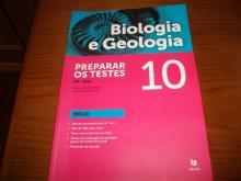 Biologia e Geologia Preparar os Testes 10º Ano - Helena Vaz D