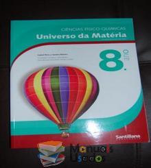 Universo da Matéria 8 - Isabel Pires...