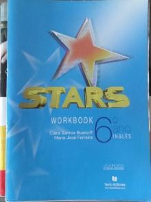 Ingles 6 ano Workbook Stars - Clara Santos Bustorff