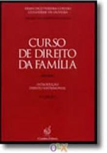 Curso de Direito da Família - vol.1 - Introdução Direito Matrimonial