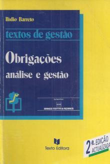 Obrigações - Análise e Gestão - Ilídio Barreto