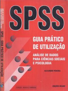 SPSS - Guia Prático de Utilização - Alexandre Pereira