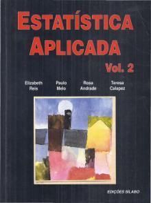 Estatística Aplicada - Vol. 2 - Elizabeth Reis, Rosa Andr...