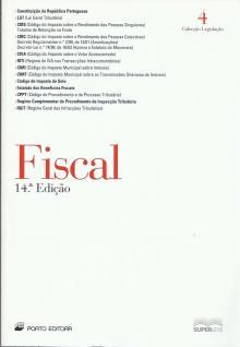 Fiscal 4 Legislação – 14ª edição - Porto Editora
