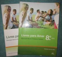 Livres para Amar 8ºano EMRC - Jorge Augusto Paulo Perei...