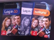 Log in 10; Inglês